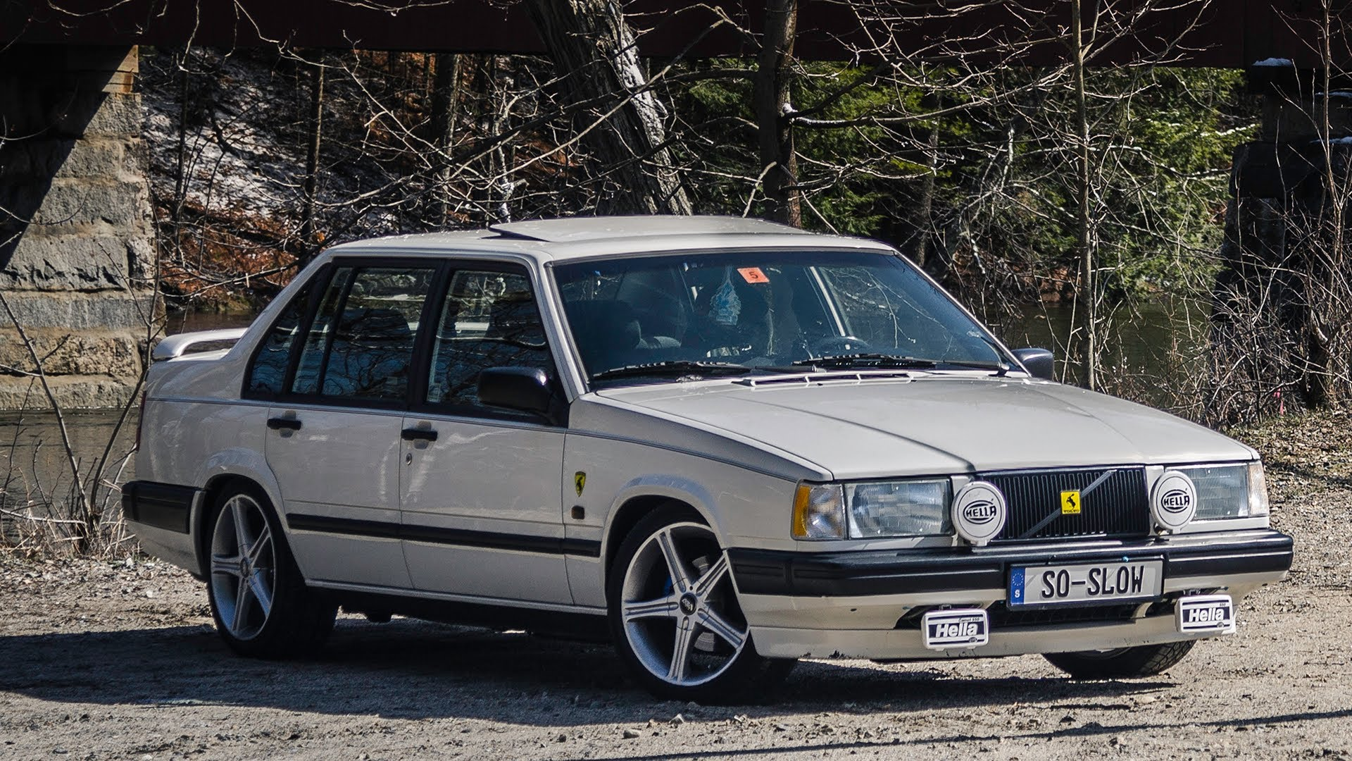 Volvo 940turbo photo - 6