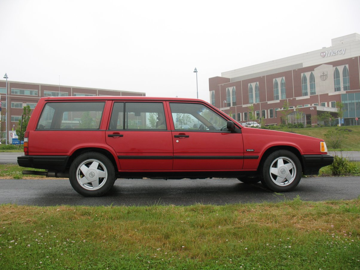 Volvo 940turbo photo - 8