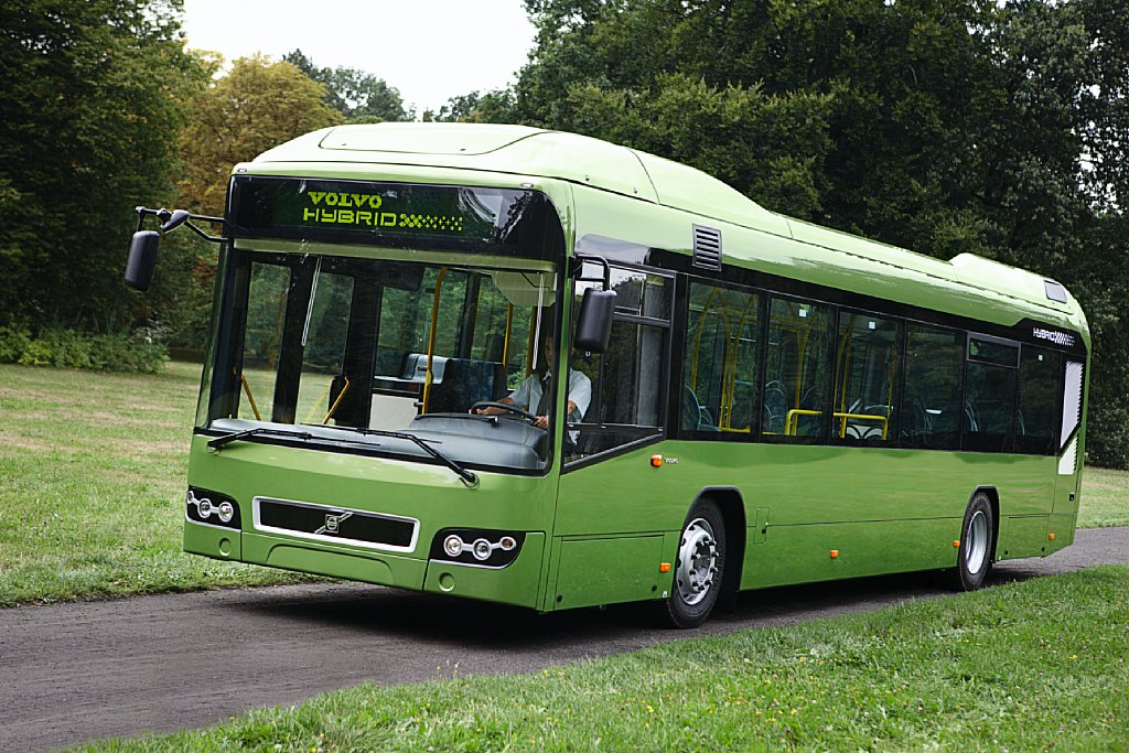 Volvo bus photo - 5
