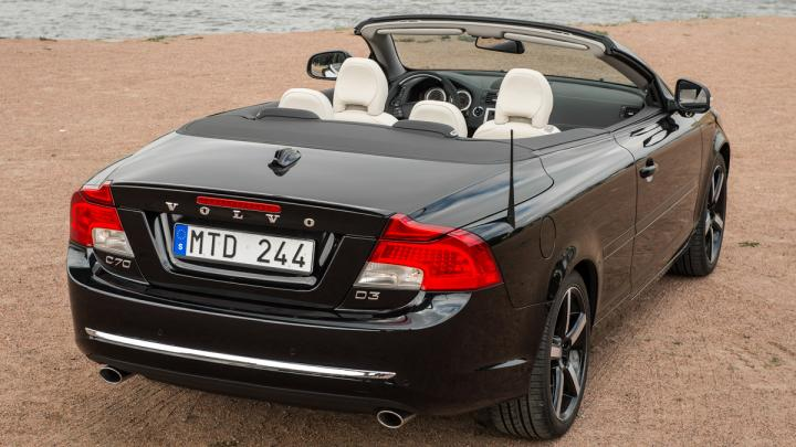 Volvo cabriolet photo - 3