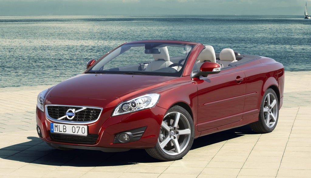 Volvo cabriolet photo - 5