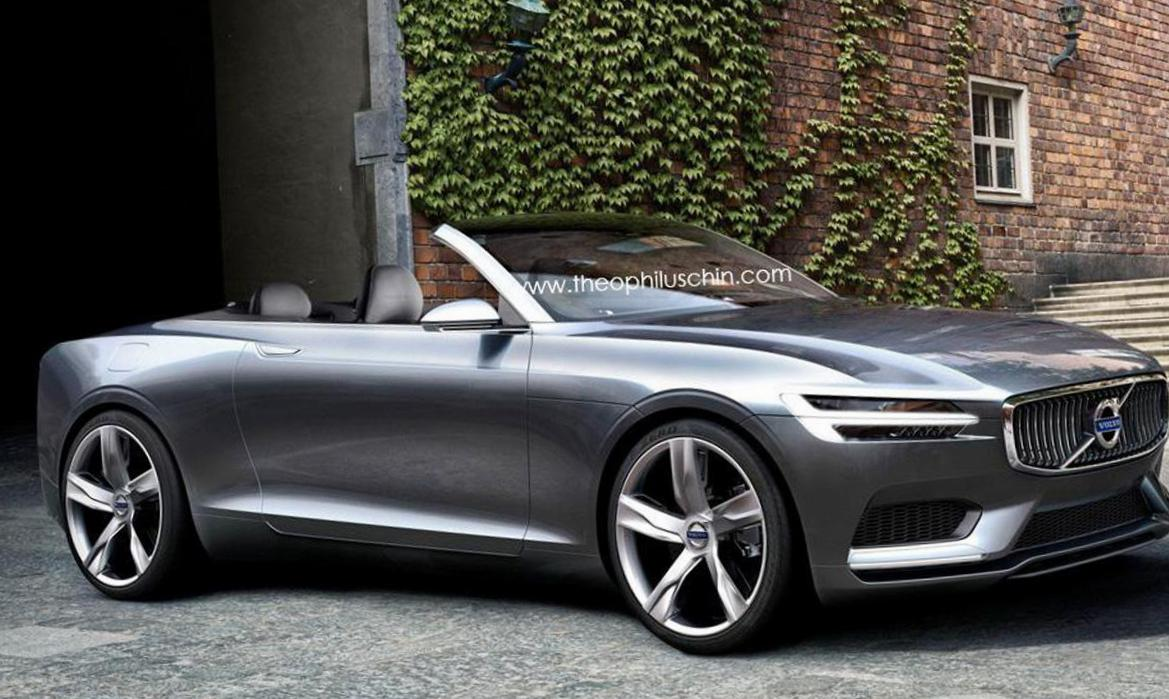 Volvo cabriolet photo - 6