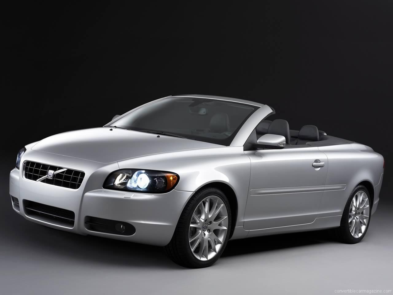 Volvo cabriolet photo - 7
