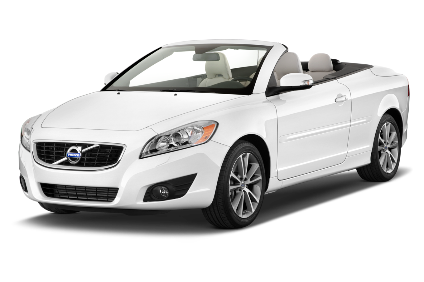 Volvo cabriolet photo - 9