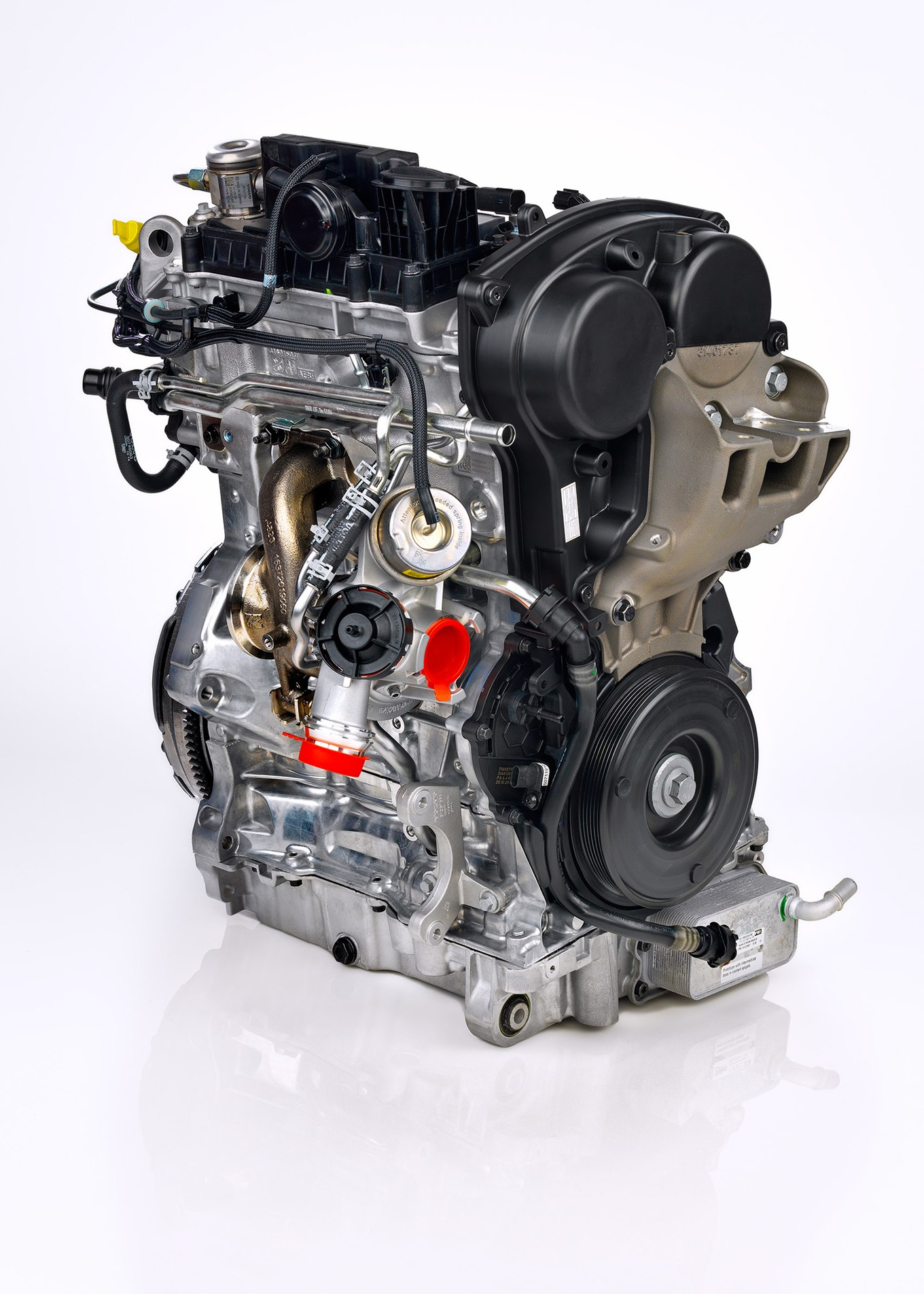 Volvo engine photo - 3