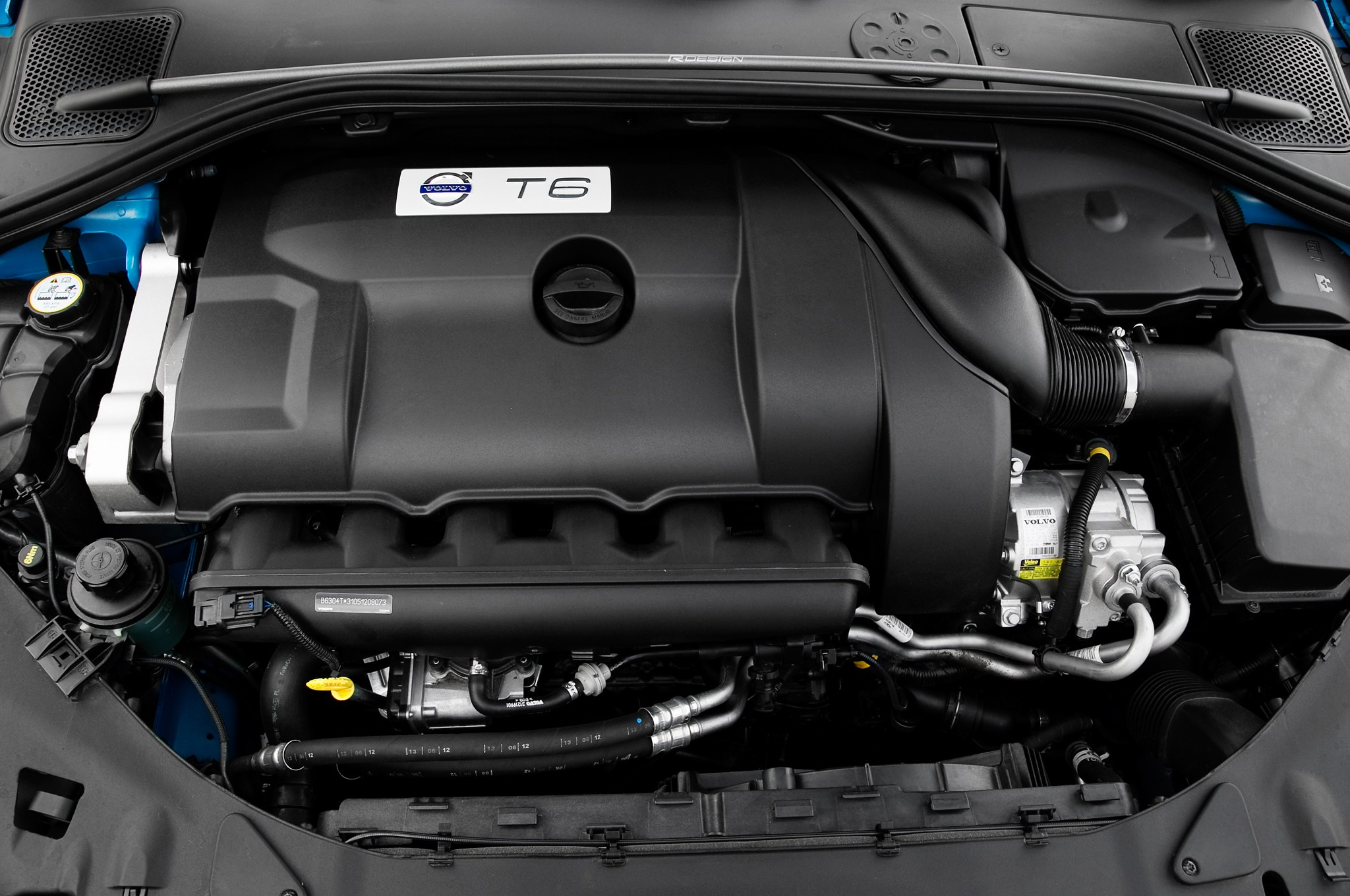Volvo engine photo - 4