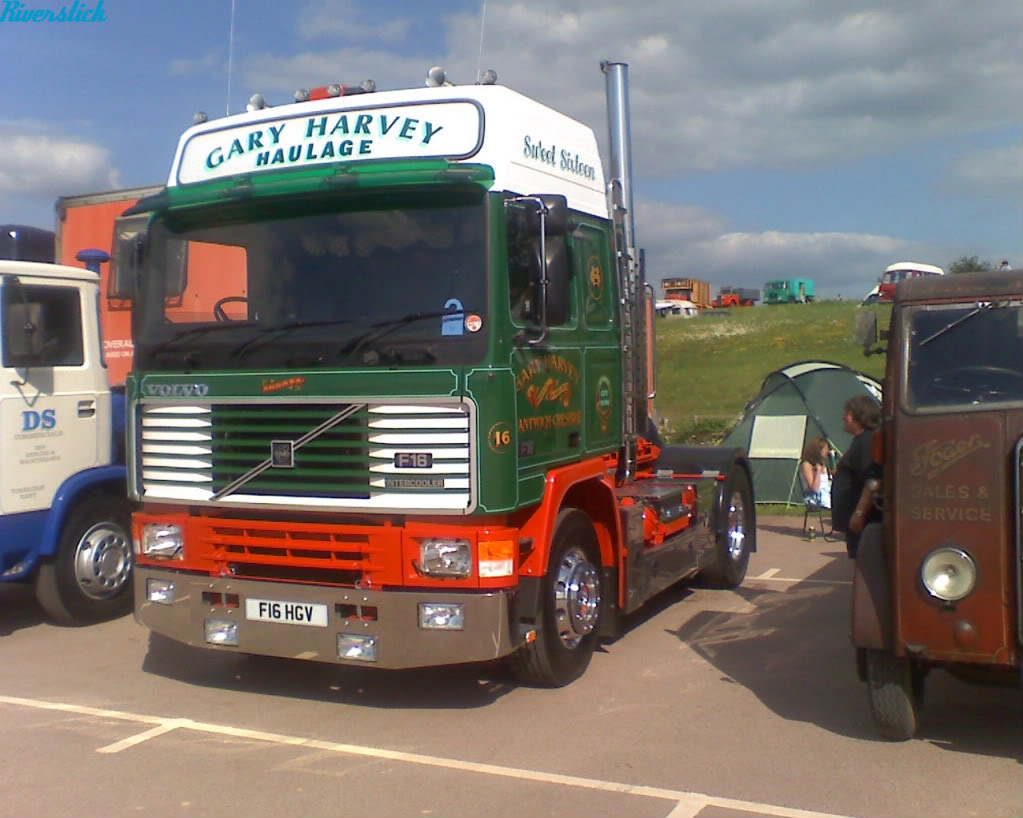 Volvo f-series photo - 1