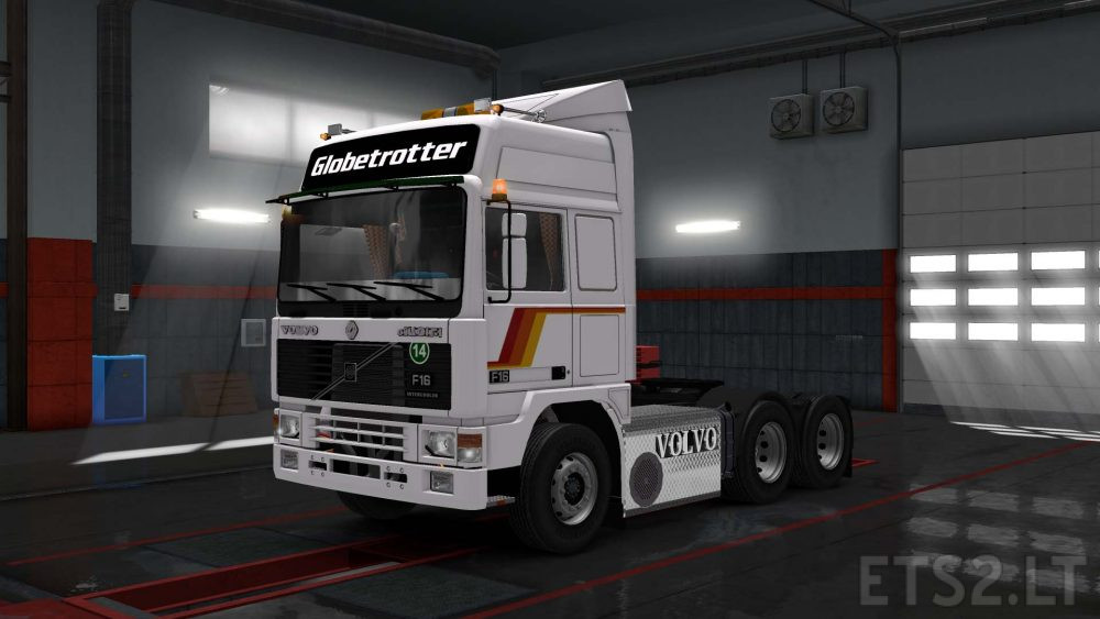 Volvo f-series photo - 3