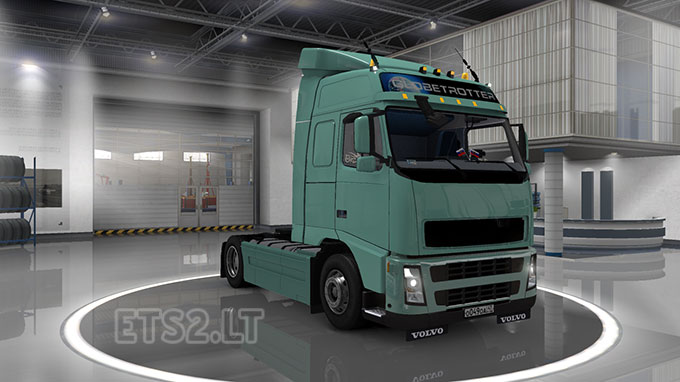 Volvo fh12-440 photo - 2