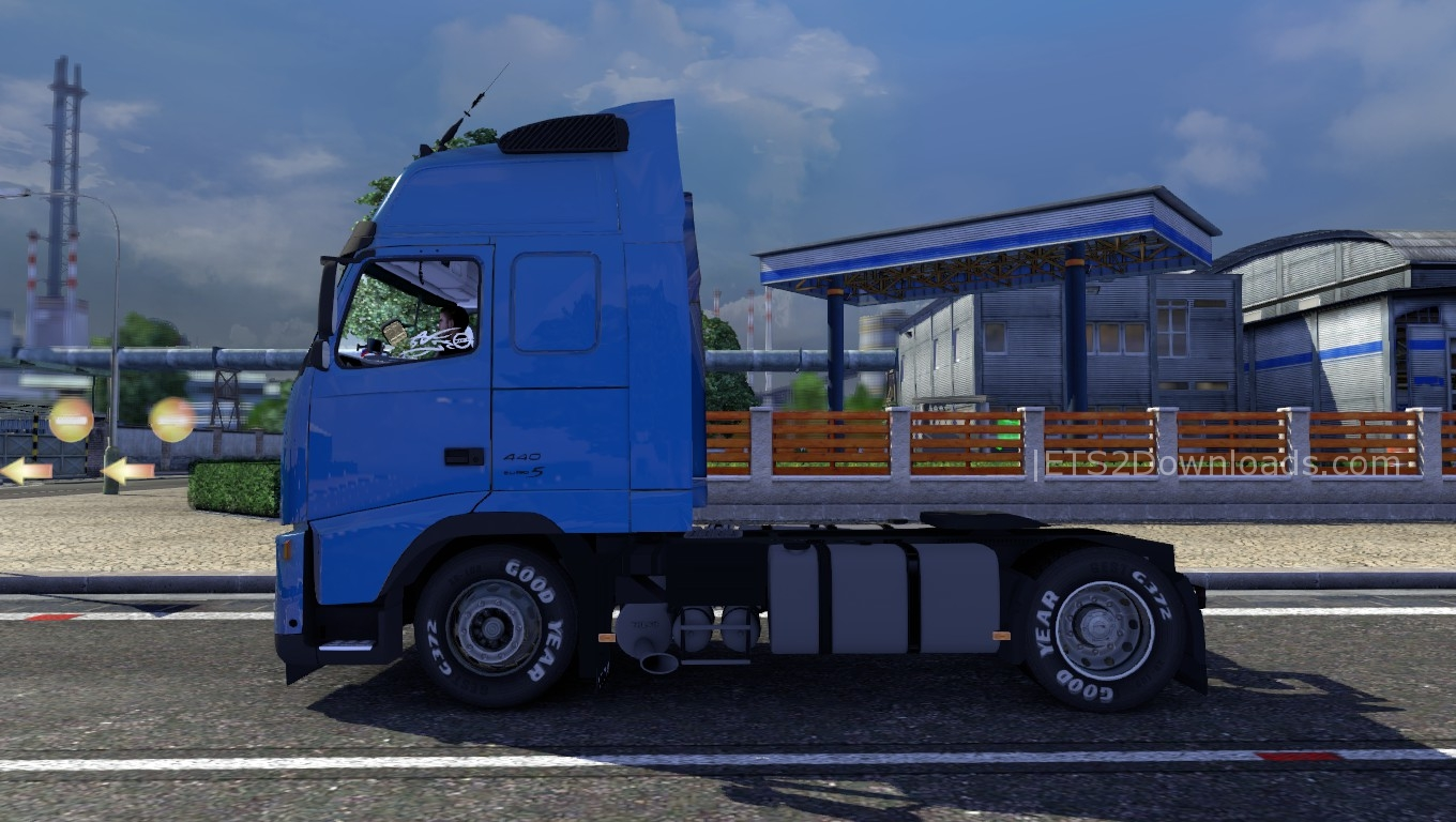Volvo fh12-440 photo - 3