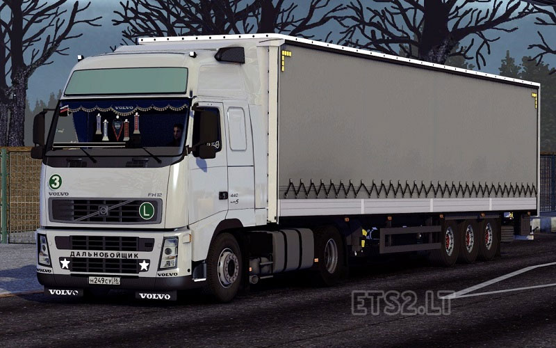 Volvo fh12-440 photo - 7