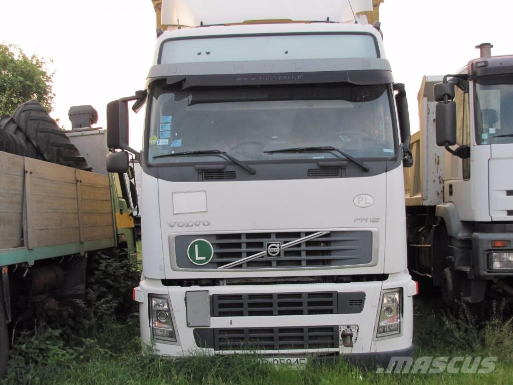 Volvo fh12-440 photo - 8