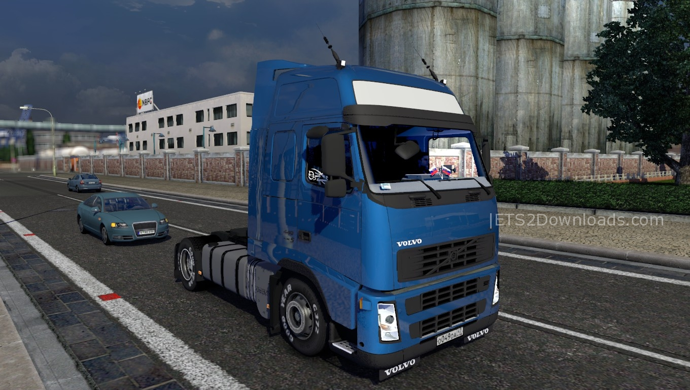Volvo fh12-440 photo - 9