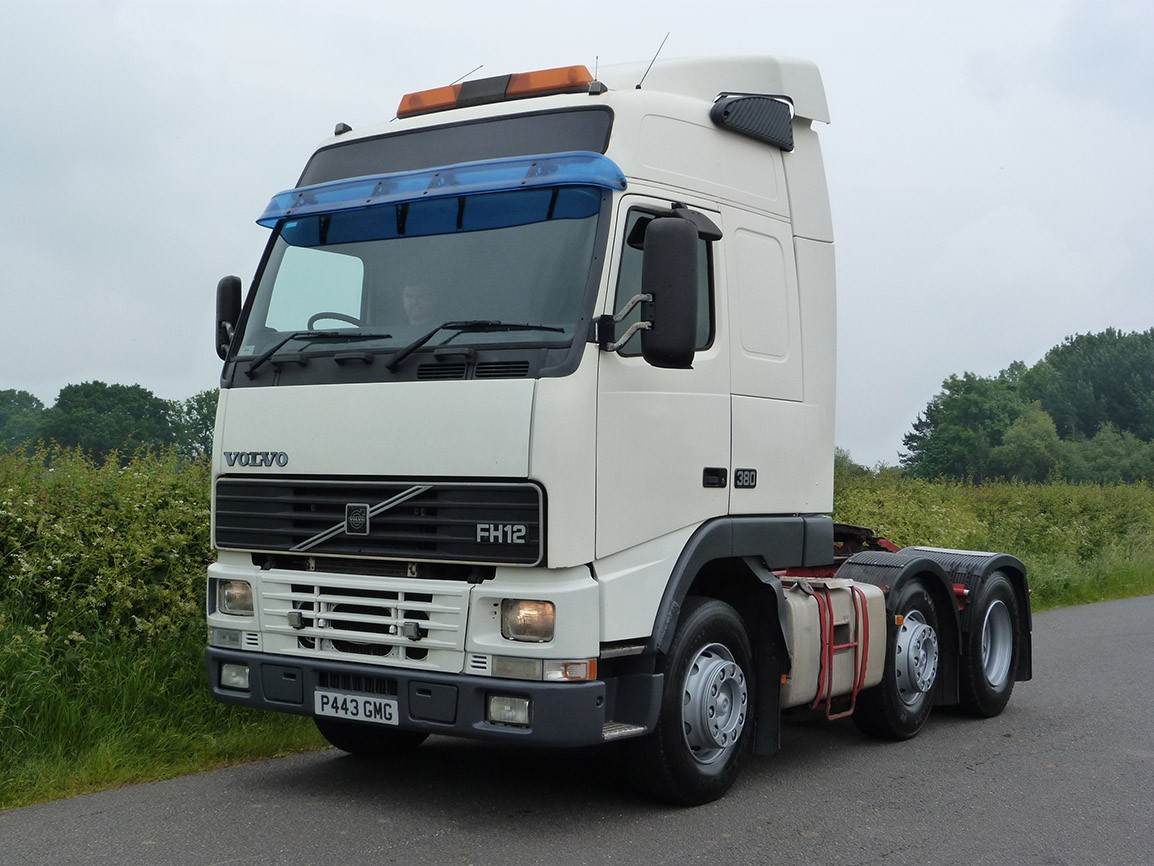 Volvo fh6 photo - 3