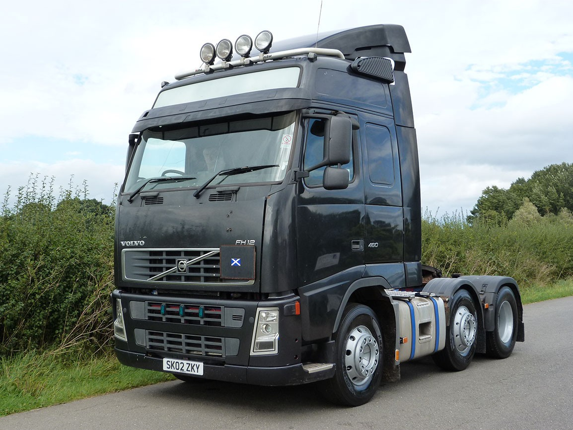 Volvo fh6 photo - 4