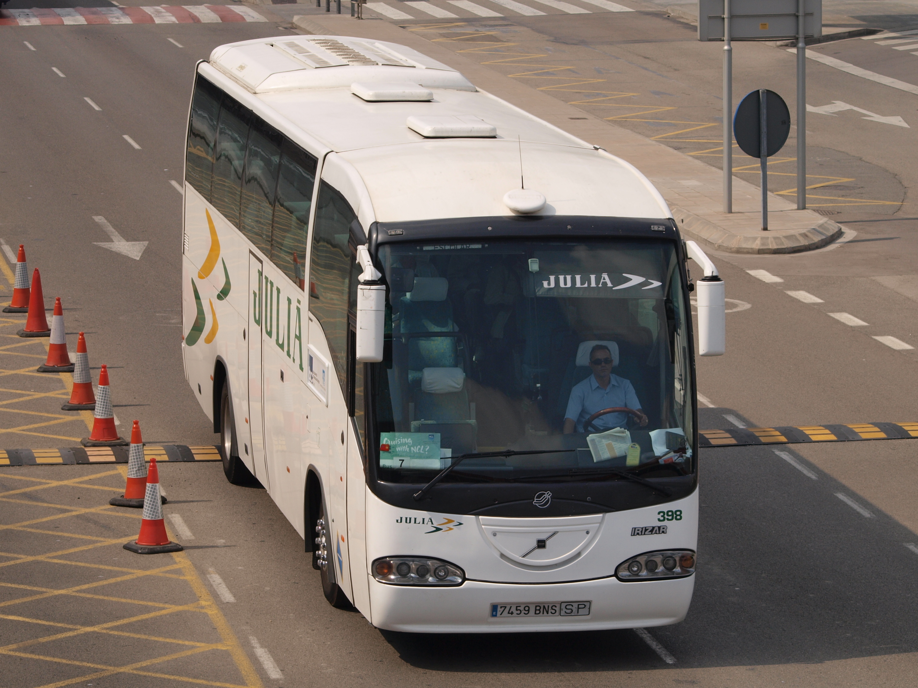 Volvo irizar photo - 7