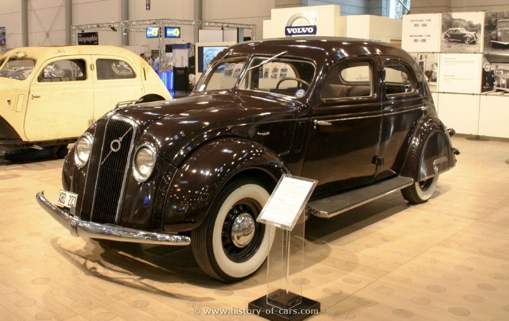 Volvo Pv36 Photo And Video Review Comments