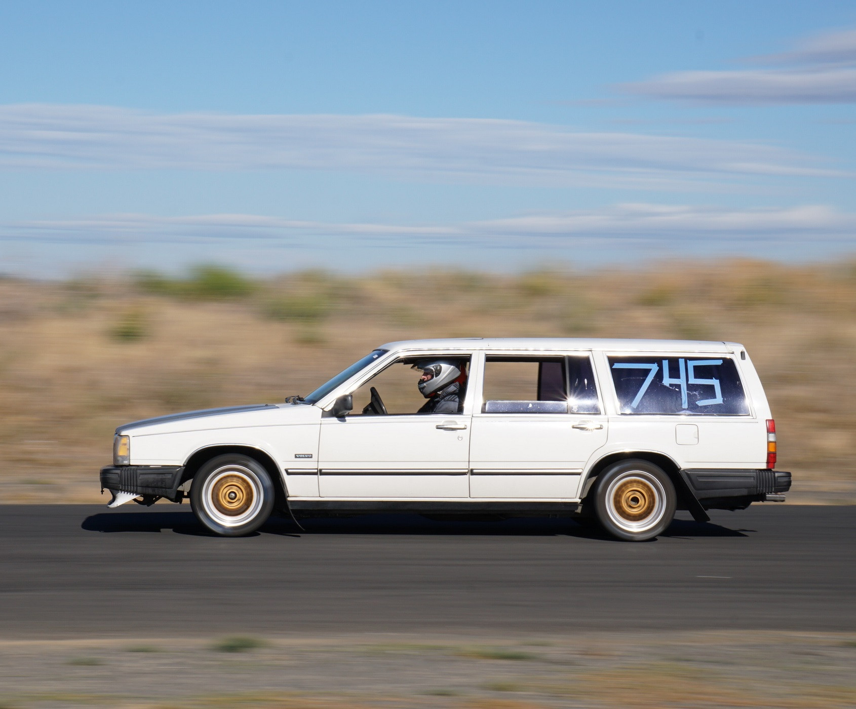 Volvo station-wagon photo - 4