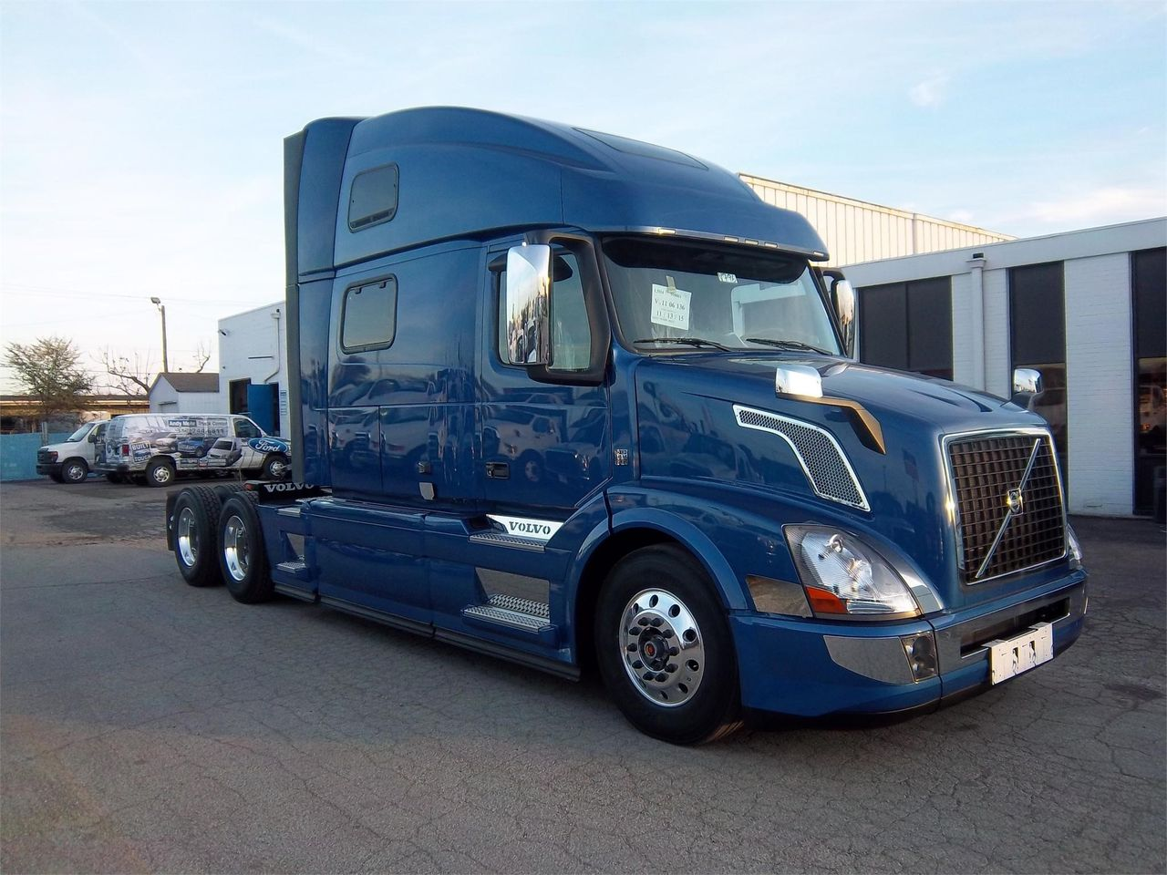 Volvo vnl64t photo - 4