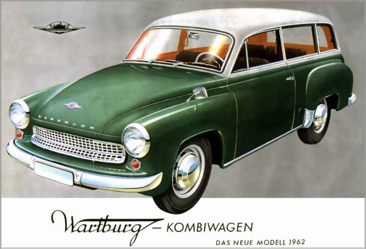 Wartburg kombi photo - 4