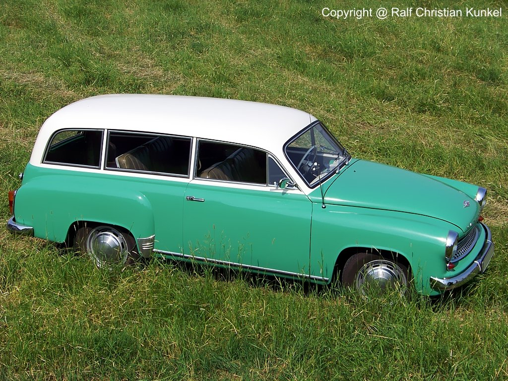Wartburg kombi photo - 7