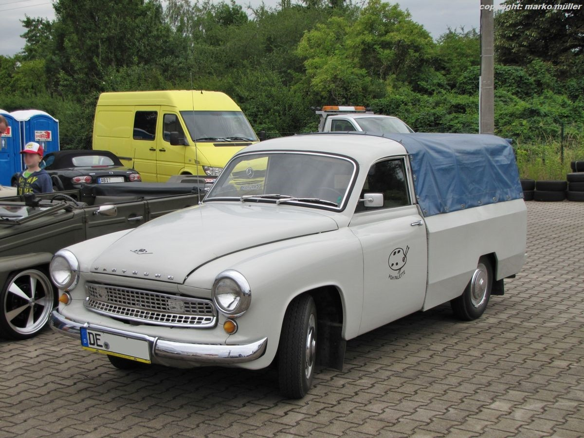 Wartburg trans photo - 10
