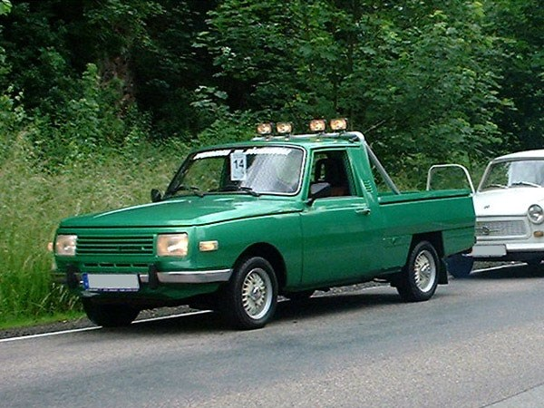 Wartburg trans photo - 6