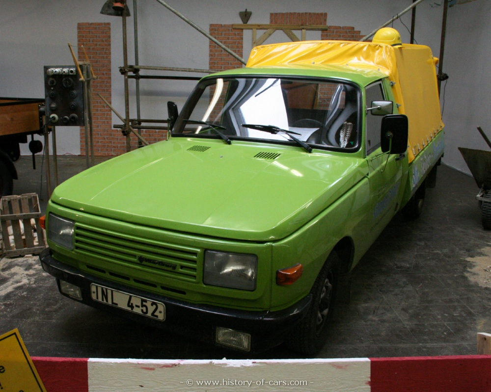 Wartburg trans photo - 7
