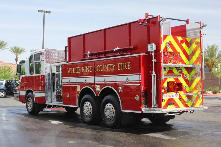 White pumper photo - 10