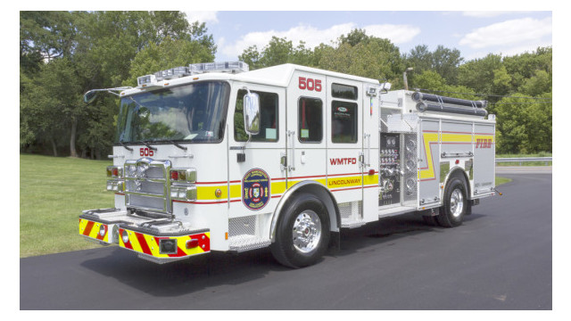 White pumper photo - 6