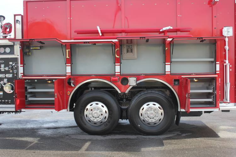 White pumper photo - 8