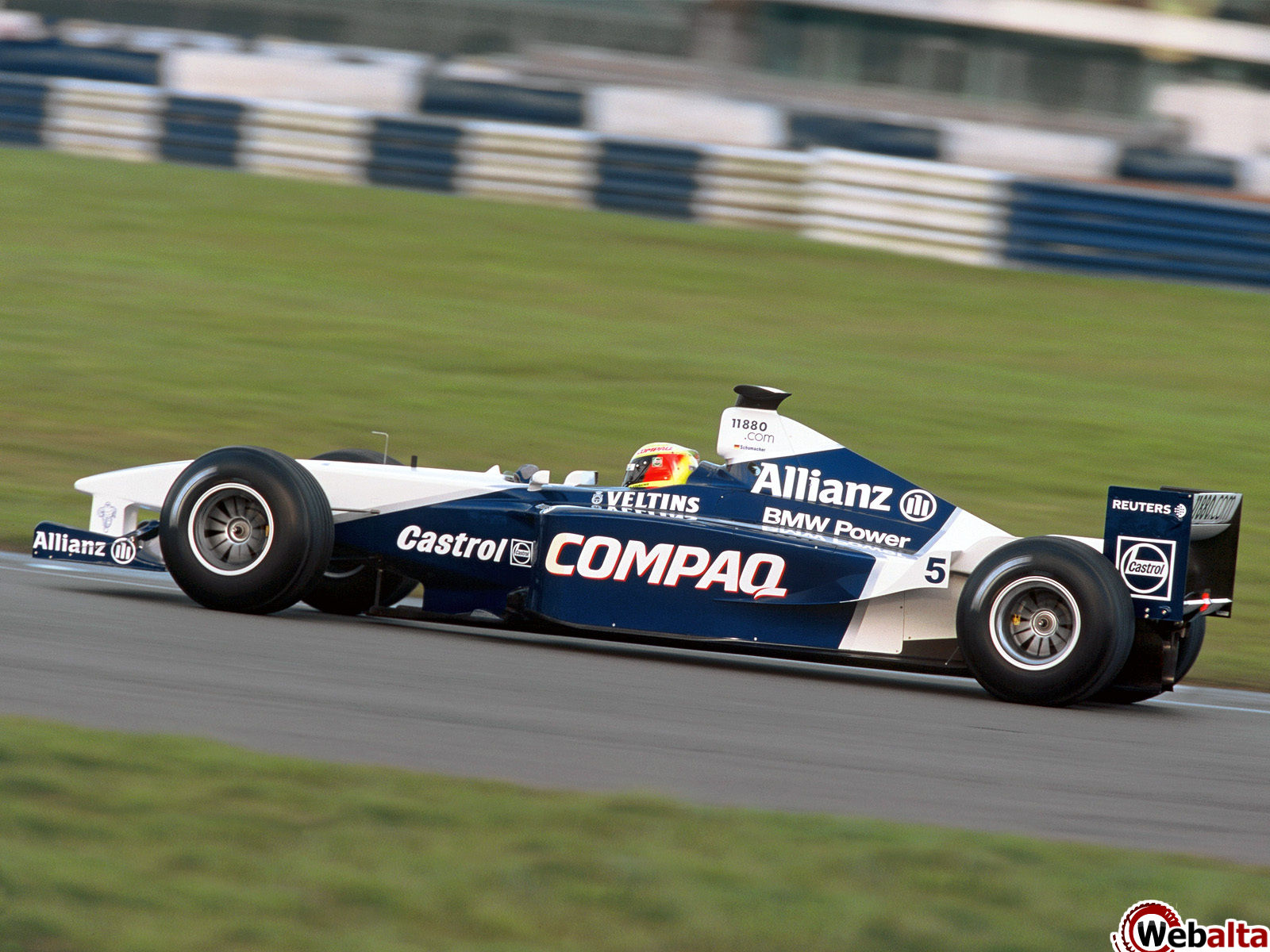 Williams bmw photo - 3