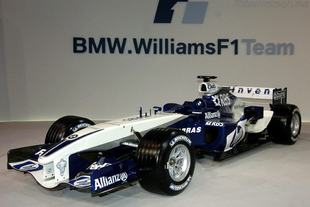 Williams bmw photo - 6