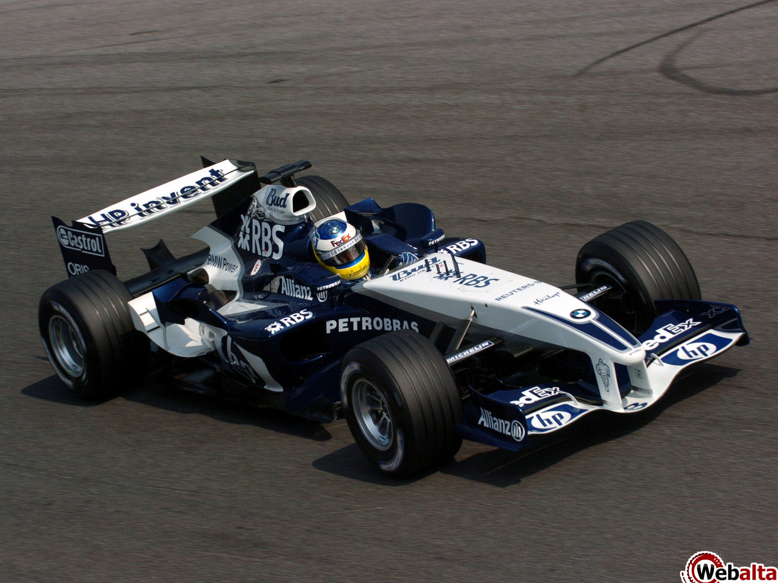 Williams bmw photo - 7