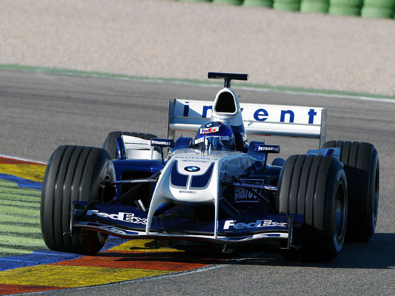 Williams bmw photo - 9