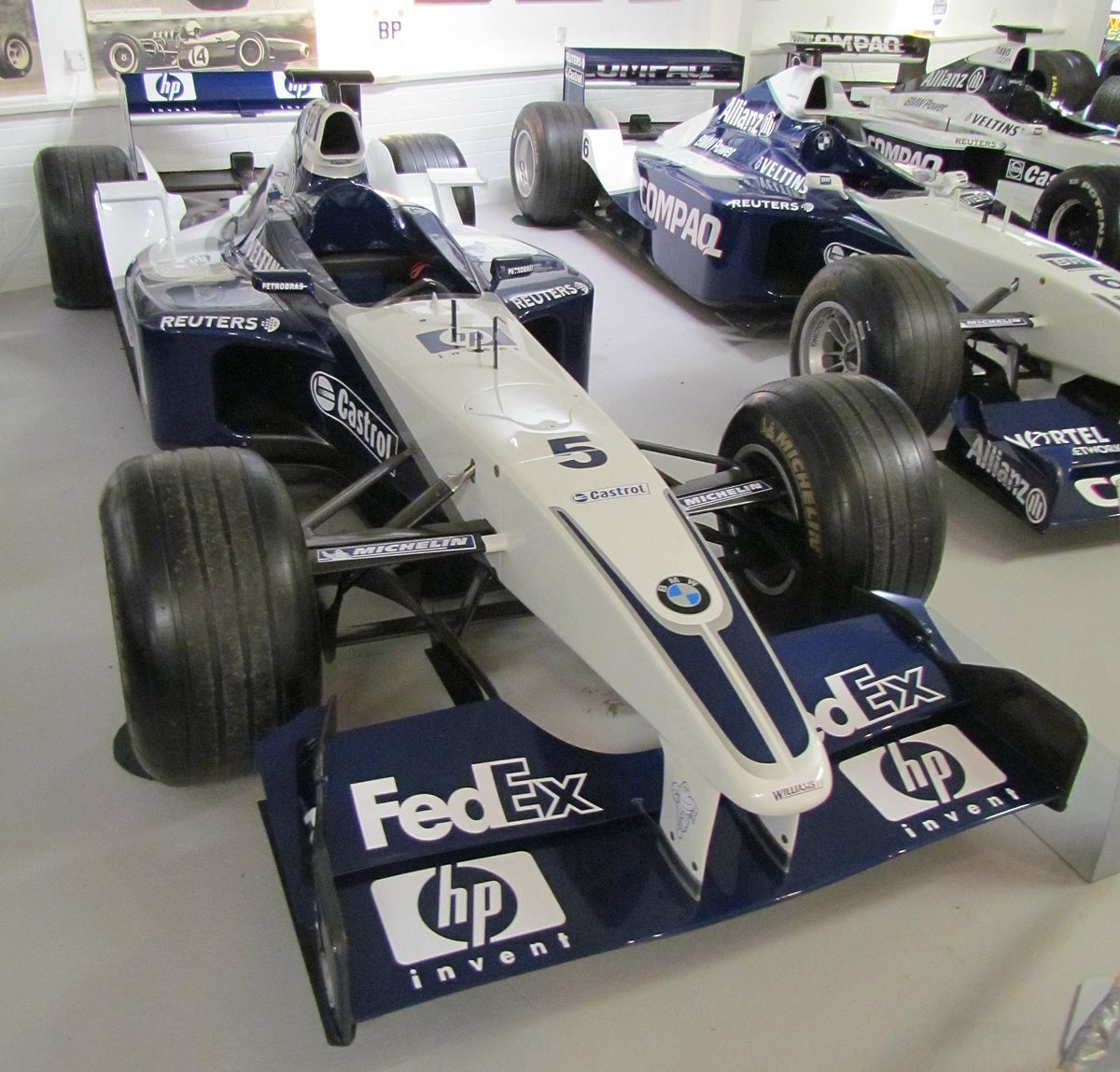 Williams fw24 photo - 8