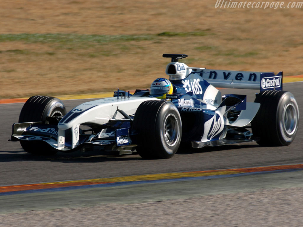 Williams fw27 photo - 1