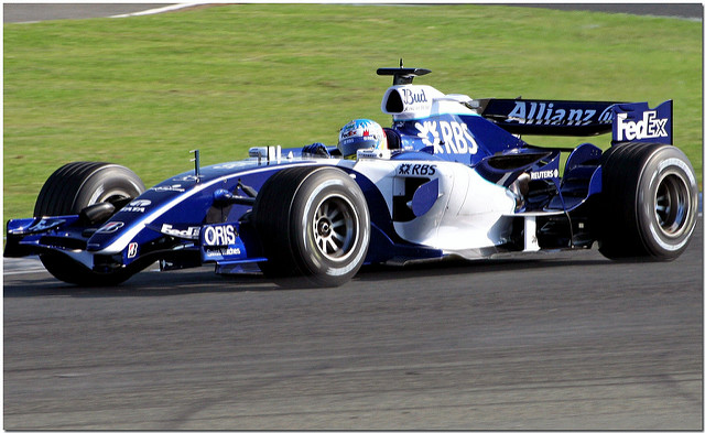 Williams fw27 photo - 10