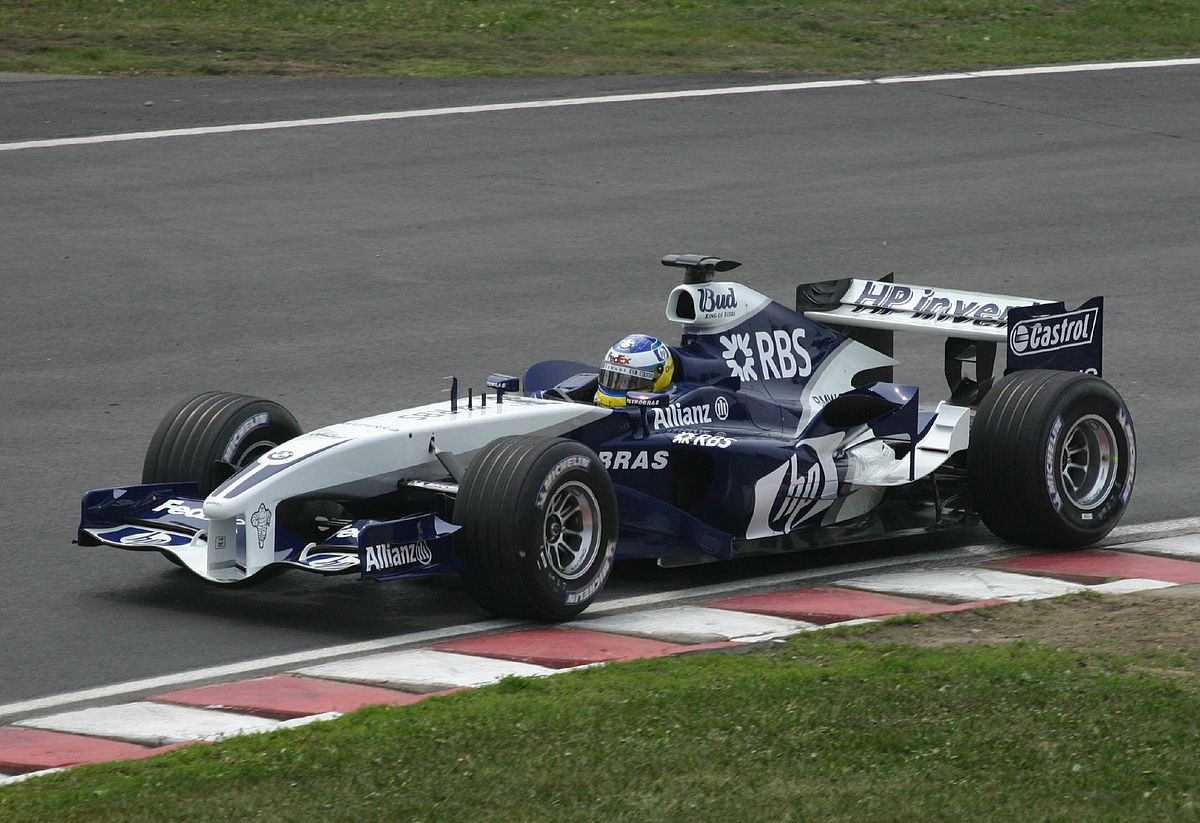 Williams fw27 photo - 2