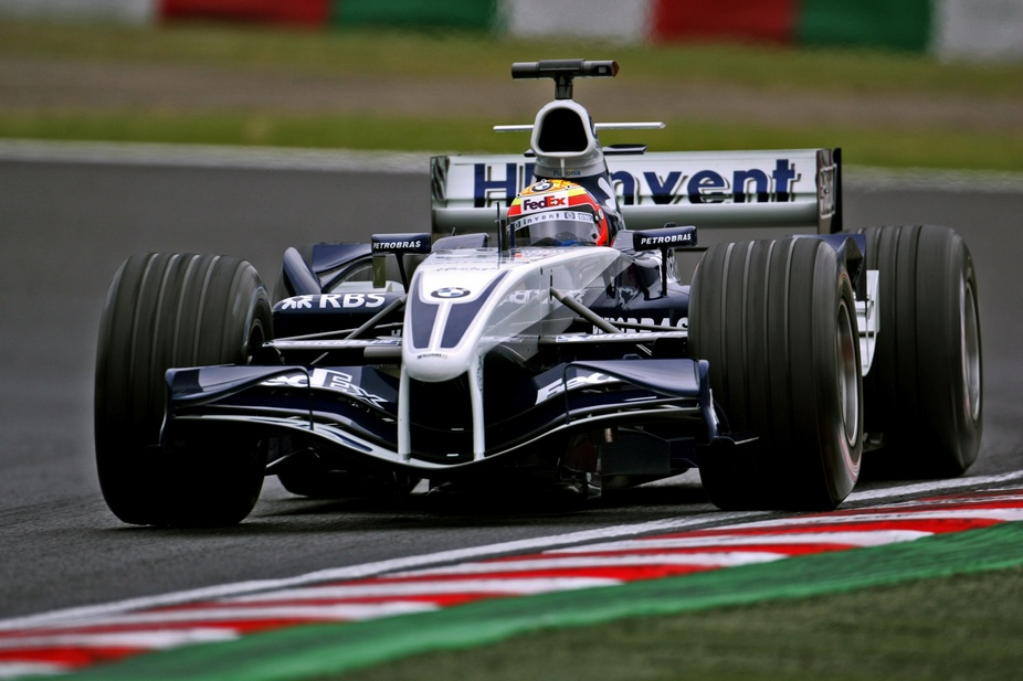 Williams fw27 photo - 4