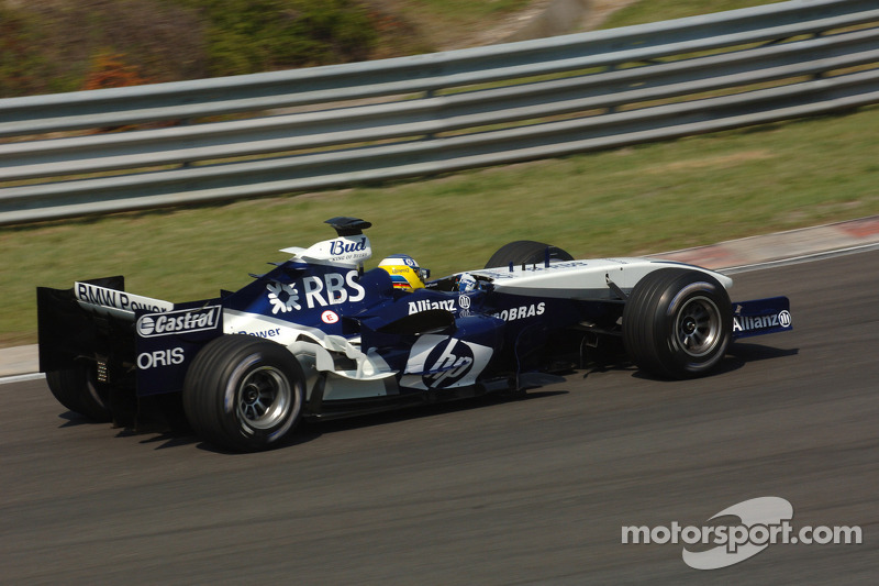 Williams fw27 photo - 6