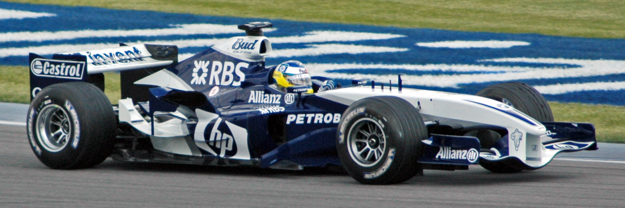 Williams fw27 photo - 9