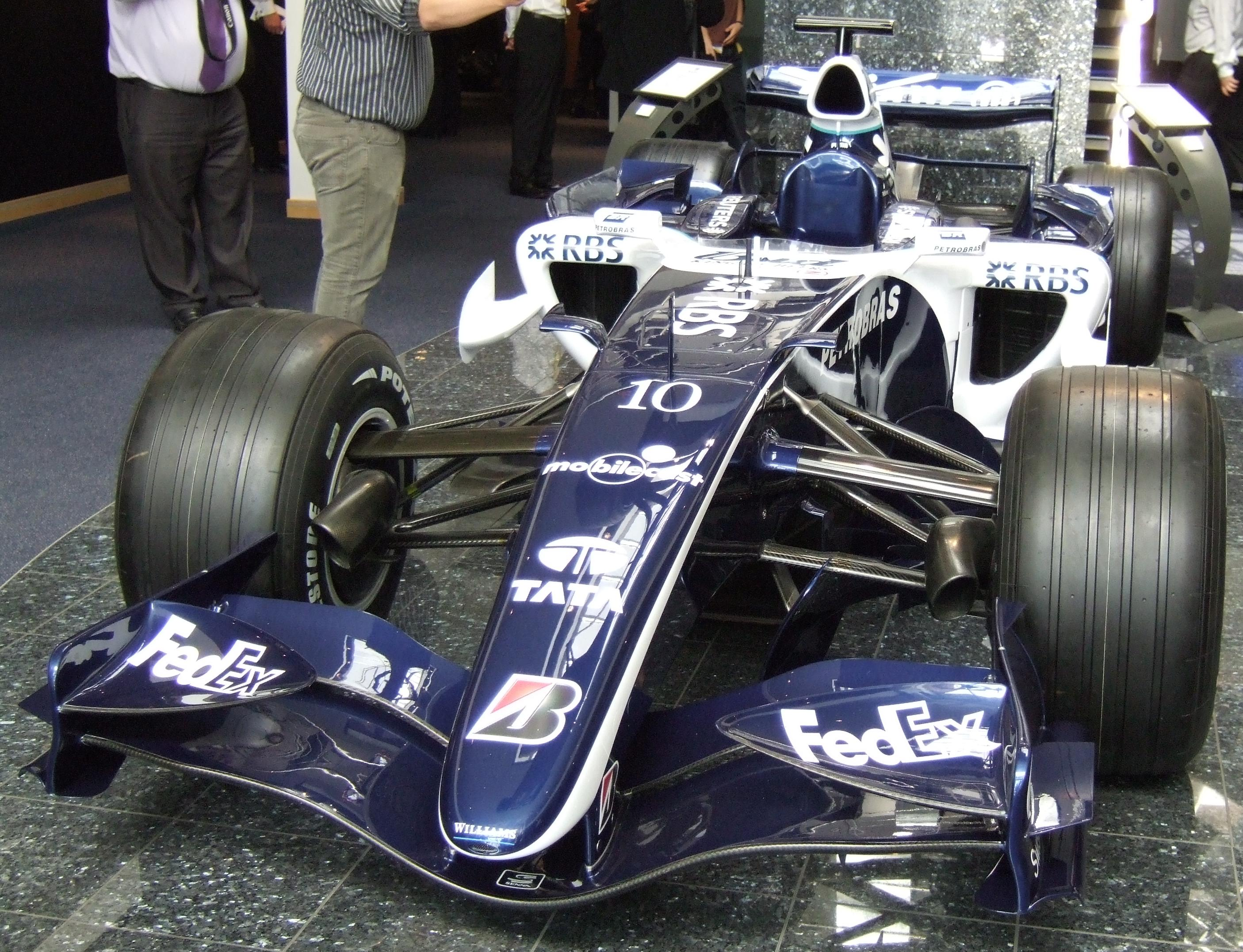 Williams fw28 photo - 1