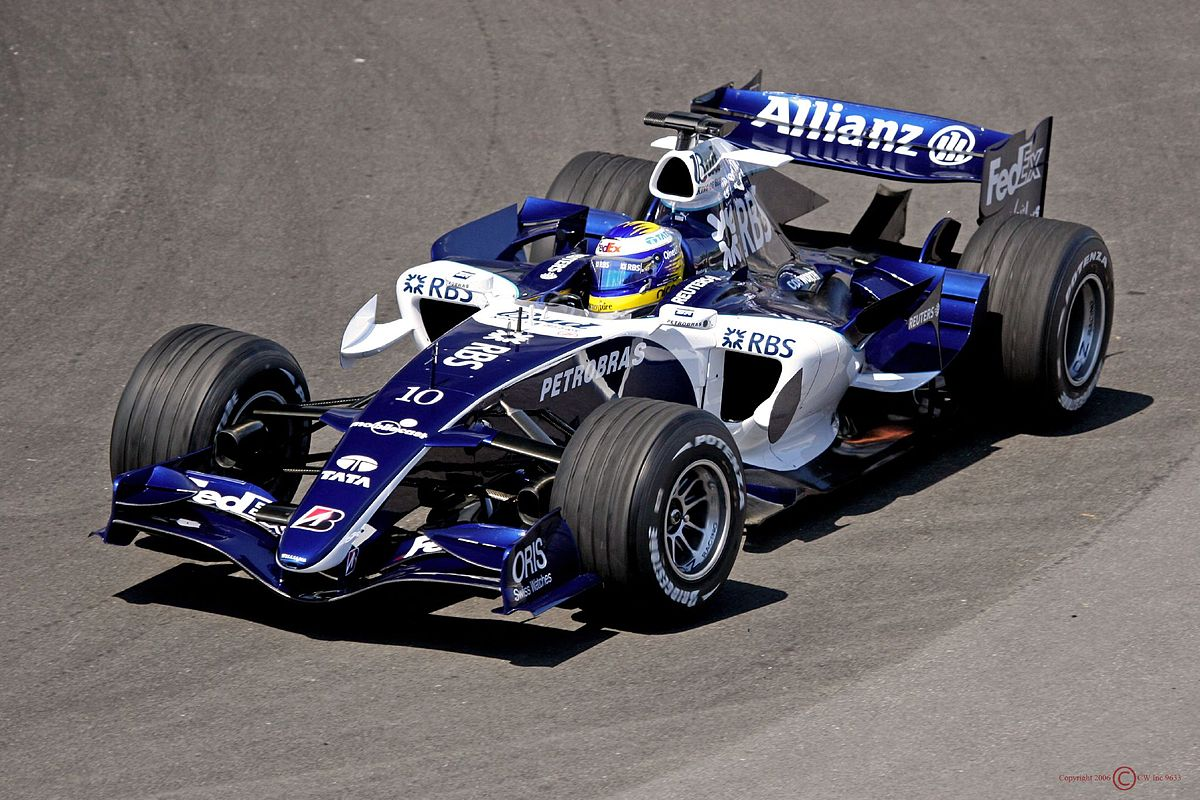Williams fw28 photo - 2