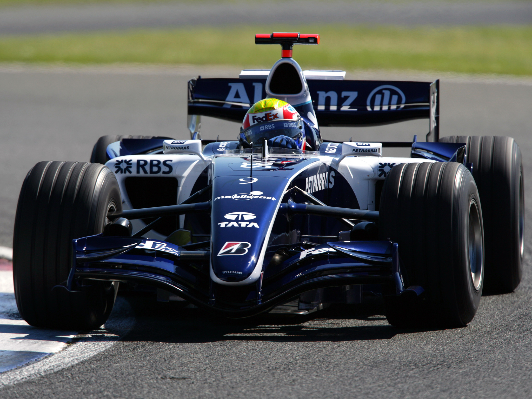 Williams fw28 photo - 3