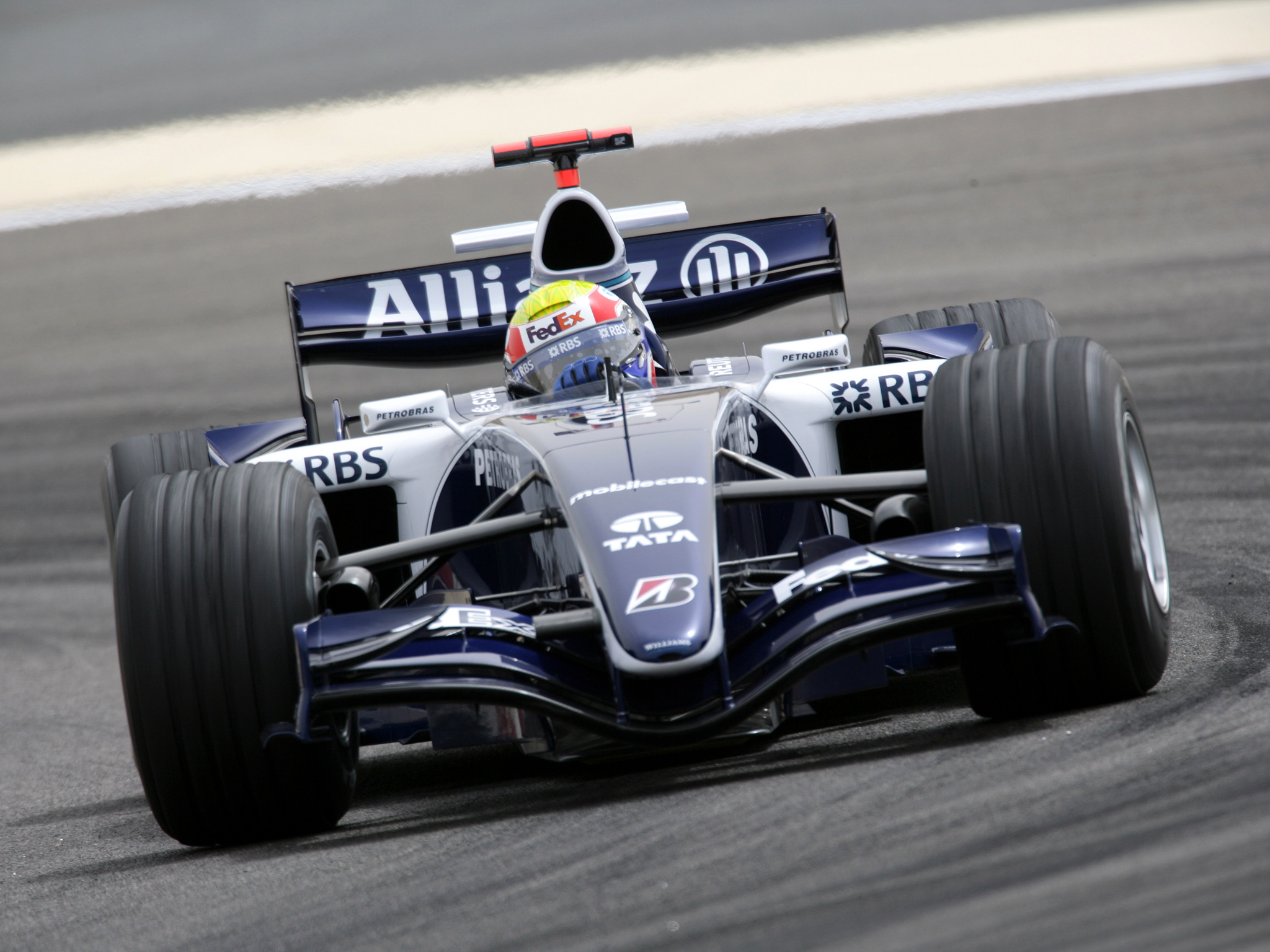 Williams fw28 photo - 5