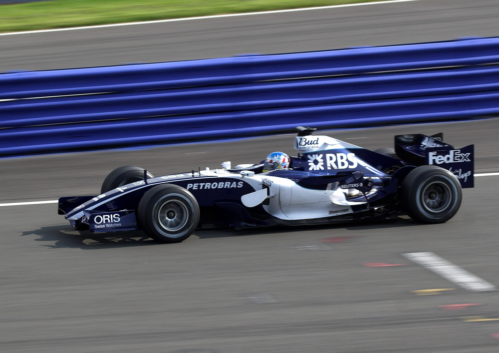 Williams fw28 photo - 6