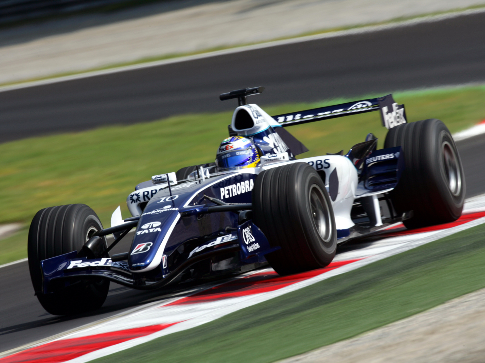 Williams fw28 photo - 9