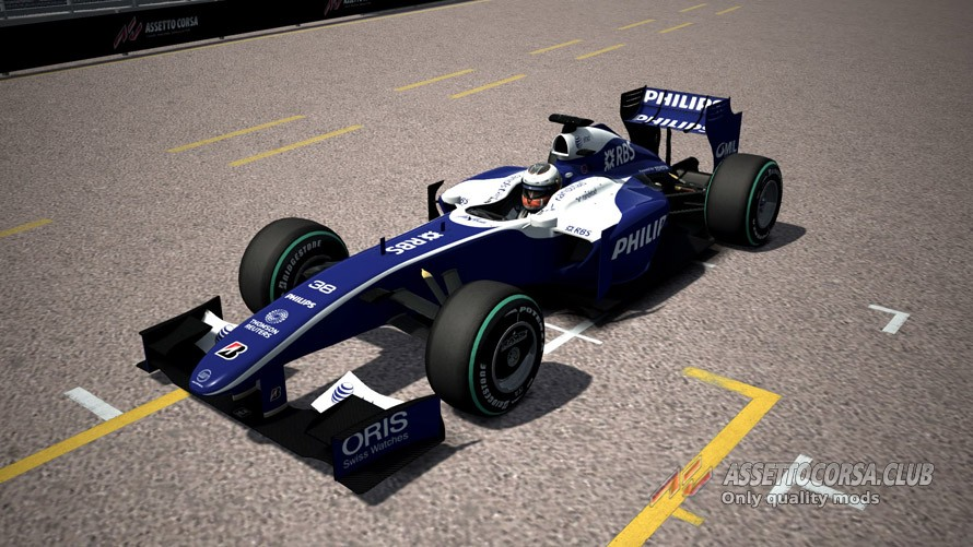 Williams fw31 photo - 10