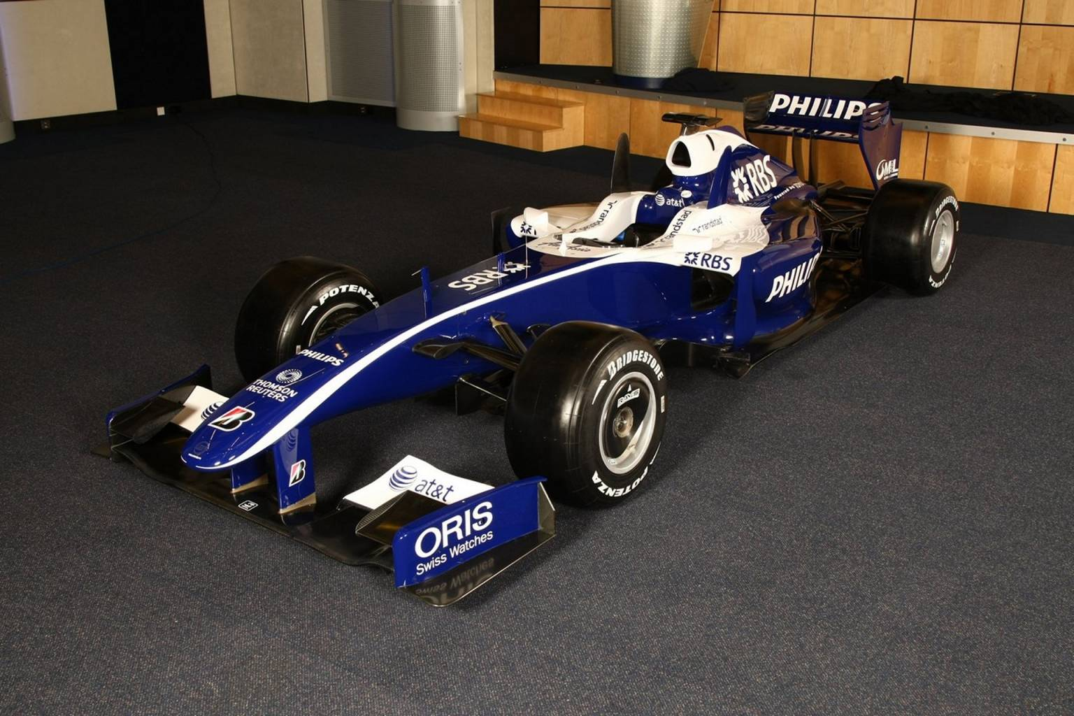 Williams fw31 photo - 4